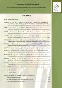 L''Entomologiste Haut-Normand