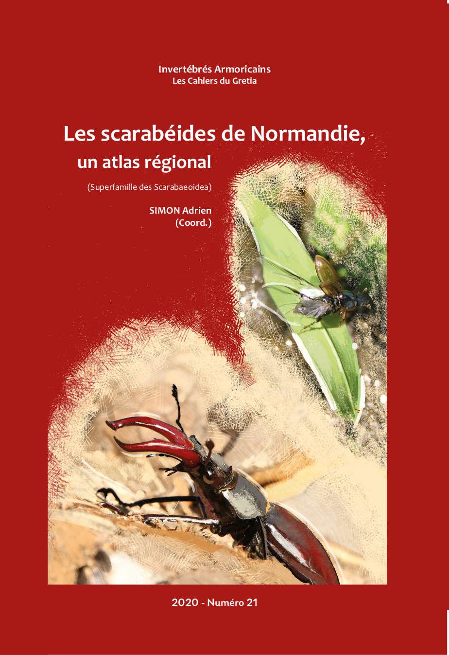 L Atlas Des Scarabeides De Normandie Est Disponible Asehn